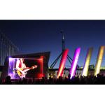 Seamless Full Color Outdoor Rental LED Display Video Wall IP65/IP54 Waterptoof for sale