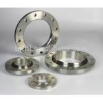 GB 12362 Precision Threaded Flange , Round Pipe Flange DIN ASME ISO Marine Engineering for sale