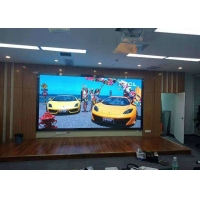 China Fast Installation Indoor Rental LED Display P4.8 With SMD Triple Technology for sale