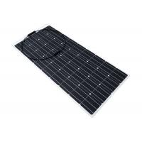 Mono Lightweight Portable Solar Panels , Lightweight Solar CellsFor Hiking / Camping for sale