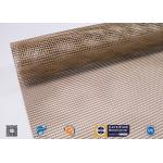 High Quality And Heat Resistant PTFE Coated Fiberglass Mesh Conveyor Belt for sale