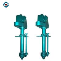 China Anti Corrosive Phosphoric Acid Industrial Sump Pump Vertical Centrifugal Pump Parts for sale