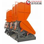 China 30kW Plastic Crusher Machine Rotating Diameter 450mm Inlet 800*600mm Optional Color for sale