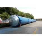 China High pressure wood Autoclave For Wood Plant size 3.2m × 31m with one or two doors for sale