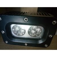 Powder Coated Aluminum Die Casting CNC Machining LED Heatsink Housing For Mining Project for sale