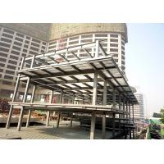 Multi-storey steel structure platform mezzanine floor building for sale