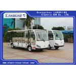 China Amusement Park Or Campus Electric Tourist Car Recharge Time 8~10h for sale
