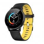 IP67 HS6620D MCU 170mAh Blood Pressure Monitor Smartwatch