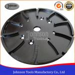 China 60x8x7mmx20nos Concrete Grinding Wheel , Diamond Grinding Wheels OEM Available for sale