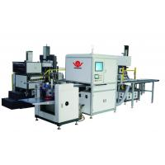 WM - 4045A Full Automatic Rigid Box making Machine used for making high-quality packing gift box