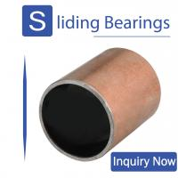Lead Free Oil Free Compound Bearing Used In Food Machinery Pharmaceutical Machinery for sale