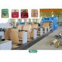 China Five Shafted Paper Reel Racks with Auto Rectifiction Servo System Tuber machine for sale