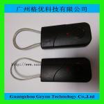EAS alarm tags Security Tags bag tags self alarm High sensitive Anti-theft loop alarm tag for sale