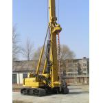 Hydraulic Piling Rig SINOVO TH60 Drilling Diameter 300MM for sale