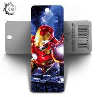 5.8X15.5CM 3D Lenticular Bookmark With Display For Students / Kids for sale