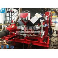 China Europe Original UL And FM Approved Demaas Diesel Engine For Fire Pump Set Fire Fighting Use for sale
