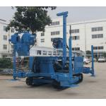 Fast Drill Speed Easy Accidence Handling Φ150—Φ400mm , 300~ 400m Deep Water Well Borehole DTH Dry Soil ,Rock , Sand Area for sale