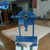 230*150*50mm Manual Copper Wire Stripping Machine For 1-15mm Wire for sale