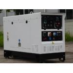 Oil Gas Pipeline 450A DC Welder Genset Diesel Generator 15kva With Welding Electrode 7.0mm for sale