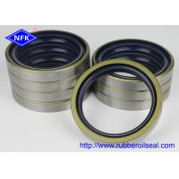 China Crankshaft Rubber Oil Seal , High Speed Shaft Seal 95*120*17mm For 6D95 Engine supplier