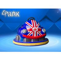China Ectric Battery Mini Bumper Car Funfair Dodgem 360 Degrees Directional Steering Wheel for sale
