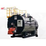 China Natural Circulation Oil Fired Steam Boiler WNS Series For Industry Production for sale