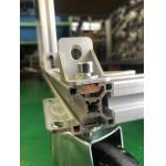 China D Bracket AL-3060-1 aluminium Construction Profiles for sale
