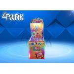 China 45KG Redemption Arcade Games Machine / Ticket Redemption Games Battle Balls for sale
