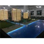 China Exhibition 3D Model Architecture With Led Lighting System , Model Building Maker for sale