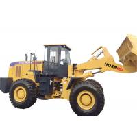 China 6T Articulated Wheel Loader Construction Machinery Shovel 660B With Cummins Engine for sale