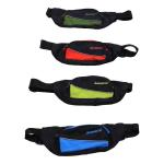 China 80CM Gym Fitness Accessories OEM Running Fanny Pack Waist Bag for sale