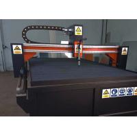 Steel CNC Plasma Cutting Machine CNC2-1500X3000 Table Type Flame High Accuracy for sale