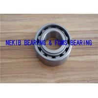 China NJ304 Cylinder Roller Bearing , Steel Roller Bearings For Building Material for sale