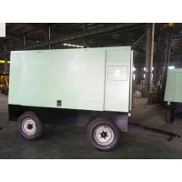 Air Cooling Diesel Engine Portable Screw Air Compressor for Drilling Rig Equipments 160KW for sale