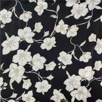 105GSM Printed Rayon Fabric Excellent Skin - Friendly Beautiful And Durable for sale