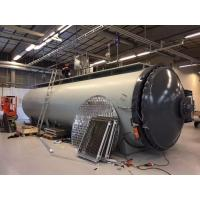 China High Performance Carbon Fiber Autoclave 1.5X4M For Aviation New Condition for sale