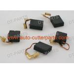 China Carbon Metal GTXL Cutter Parts Black Block Brush X&Y Mtr Gtxl Gt1000 Xlc Z7 V7 Mtr 238500036 for sale