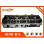 Engine Cylinder Head  NISSAN  SD23   SD25  11041-29W01  ; Pickup  2300/ Datsun 720 2289cc 2.3D, 11041-29W01 for sale