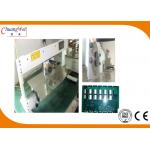 High Pression Manual Pcb Separator With Cab Blades Cutting PCB CWV-1M for sale