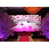 Low Consumption Flexible Outdoor LED Display Screen Rental Indoor LED Panel Video Screen for sale