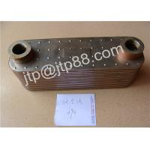 Aluminum Engine Oil Cooler  For Volvo V40 / S40 00-04 OEM 9496495 for sale