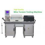 China Metallic Composite Wire Simple Reverse Torsion Digital Utm Machine manufacturer