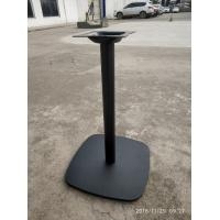 Square Bar Table Outdoor Patio Table Steel Table Legs Metal Furniture Parts for sale