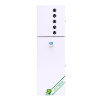 China Air purifier ERV intelligent WiFi controller mobile controller energy saving anti coronavirus for sale