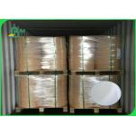 13.5mm 14mm 15mm Biodegradable 60gsm 120gsm Straw Paper Roll For Striped Straws