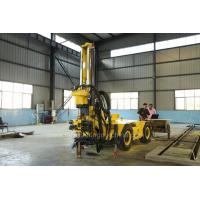 hydraulic core drilling rig / HQ 160m Crawler Drill Rig / drill rig hire for sale