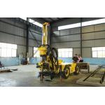 hydraulic core drilling rig / HQ 160m Crawler Drill Rig / drill rig hire for sale