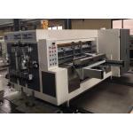 Multicolor Water Base Flexo Printer Slotter Machine Automatically CE Certification for sale