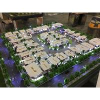 China 1.9x1.6m Architecture House Model / 3d Maquette Residential House For Australian Townhouses for sale