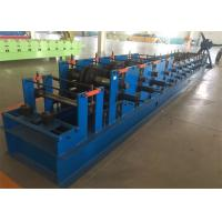 C Z Purlin Roll Forming Machine Raw Material Thickness 2-3mm , 11kw Power for sale